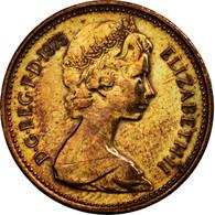 Monnaie, Grande-Bretagne, Elizabeth II, New Penny, 1975, TTB, Bronze, KM:915 - 1971-… : Monnaies Décimales