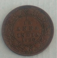 King George 5th..1926 Bombay Mint..Inde India Circulated Coin - India