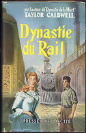 """{15511} T Caldwell, Dynastie Du Rail, Presses De La Cité, 1957 (?)  """" En Baisse """" - Boeken, Tijdschriften, Stripverhalen"""
