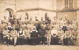33 - Gironde - Divers / 10058 - Talence - Carte Photo - Hôpital Militaire - Altri Comuni