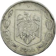 Monnaie, Roumanie, 500 Lei, 2000, TTB, Aluminium, KM:145 - Roumanie