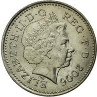 Monnaie, Grande-Bretagne, Elizabeth II, 10 Pence, 2006, TTB, Copper-nickel - 1971-… : Monnaies Décimales