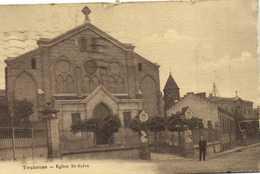 TOULOUSE  Eglise St Sylve RV Beaux Timbres 10c +15c - Toulouse