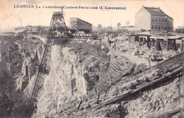 Lessins: La Carrières Cardon-Droulers. - Lessines