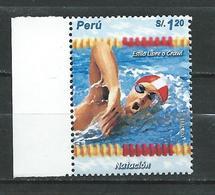 Peru / Perou 2004 Swimming.sport. MNH - Peru