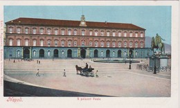 Italy Napoli Il Palazzo Reale Edit Ragozino N Bl.7 ,Nuova - Napoli (Naples)