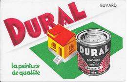 Buvard : La Peinture De Qualité DURAL - Peintures