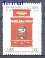 Peru 1981 Mi 1193 MNH ( ZS3 PRU1193 ) - Correo Postal