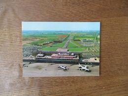 AEROPORT DE PARIS-ORLY VUE AERIENNE - 1946-....: Moderne