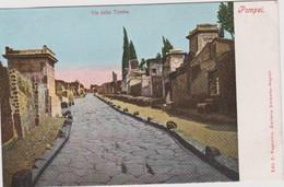 Italy Pompei Via Delle Tombe Edit Ragozino N 2826 ,Nuova - Pompei