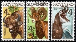 Slowakische Republik  SG. Nr. 240-242  Gestempelt (5452) - Slowakische Republik