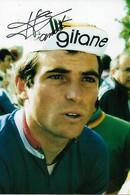 """TIRAGE PHOTO 10CM/15CM DU COUREUR CYCLISTE PROFESSIONNEL  BERNARD HINAULT DIT LE BLAIREAU VICTOIRE CINQ """"TOUR DE FRANCE"""" - Cyclisme"""