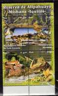 Peru / Perou 2005 Allpahuayo-Mishana Reserve.birds,animals,frog. MNH - Peru