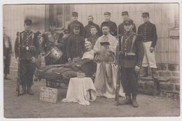 BRUYERES EN VOSGES - Carte Photo 152 Regiment D'Infanterie / Militaire / Militaria - Bruyeres