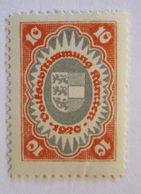 Österreich, Volksabstimmung Kärnten 1920, Ungebrauchte Marke  - Briefe U. Dokumente