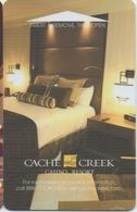 Carte Clé Hôtel Avec Casino Adjoint : Cache Creek Casino Resort (Room Chambre) - Cartes D'hotel
