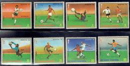 Equatorial Guinea 1977, World Championship Football Argentina 1978 - Equatoriaal Guinea