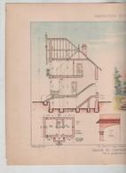 Habitations Economiques Maison De Campagne à Oullins Montarlot Architecte - Architecture