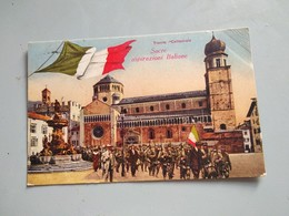 CARTOLINA TRENTO - CATTEDRALE - Trento