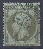 No 19 0b   P A CH . C Rond - 1862 Napoléon III