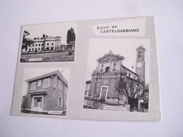 Cremona - Saluti Da Castelgabbiano - Cremona