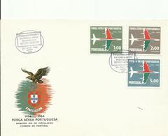 PORTUGAL, SOBRE ANIVERSARIO FORCA AEREA - 1910-... República