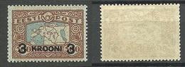 Estland Estonia 1930 Michel 89 * - Estonie