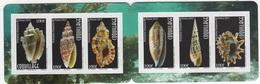 POL 164 - POLYNESIE Carnet Timbres Adhésifs Coquillages Neuf** - Carnets