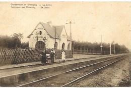 WINTERSLAG - STATION - STATIE - Genk