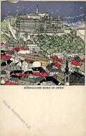 Wiener Werkstätte Nr. 267 Sign. Diveky, Josef Künstler-Karte I-II (leichte Abschürfung Im Blancoteil) - Kokoschka