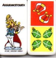 Assurancetourix - Domino Astérix -   Figurine BD Jeu - Jeux De Société