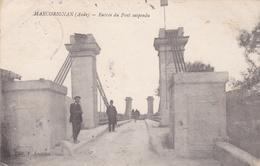 Marcorignan Entrée Du Pont Suspendu - Otros Municipios