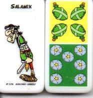 Salamix- Domino Astérix -  Figurine BD Jeu - Jeux De Société