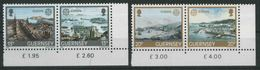 1983 Europa C.E.P.T., Guernsey, Serie Completa Nuova (**) - Europa-CEPT