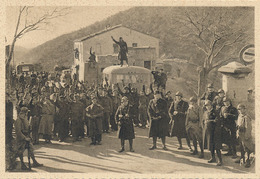 LE PERTHUS - N° 2 - L'ARRIVEE DES SOLDATS NATIONALISTES AU POSTE FRONTIERE DU PERTHUS (GUERRE D'ESPAGNE) - Autres Communes