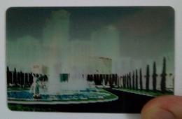 Carte Clé Hôtel Avec Casino Adjoint : Caesars Palace Las Vegas : Carte 3D Jour Et Nuit (1 Seule Carte) - Cartes D'hotel