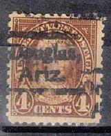 USA Precancel Vorausentwertung Preo, Locals Arizona, Douglas 556-L-1 HS - Vereinigte Staaten