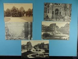 5 Cartes Postales De Schaerbeek /17/ - Cartes Postales