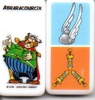 Abraracourcix - Domino Astérix -  Figurine BD Jeu - Jeux De Société