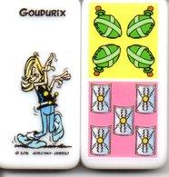 Goudurix - Domino Astérix -  Figurine BD Jeu - Jeux De Société