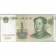 TWN - CHINA 895c - 1 Yuan 1999 (2016) UNC Prefix R90C - Cina