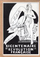 B53428 Bicentenaire De La Révolution : Illustrateur Bernard Jolly - Sin Clasificación