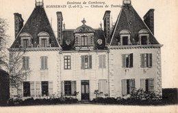 Bonnemain (35) - Château DeTrémignon - Francia