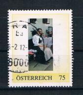 Österreich Gemälde Personalisierte Briefmarke Gestempelt - Österreich