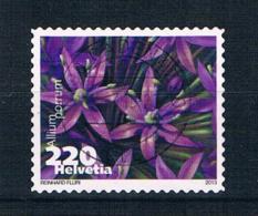 Schweiz 2013 Blumen Mi.Nr. 2301 Gestempelt - Schweiz
