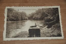 6794-  EN BARQUETTE DE CHINY A LACUISINE - 1932 - Florenville