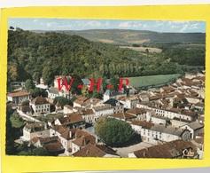 CPSM -LUGNY  (Saone Et Loire) - Ac  136-38 A - Vue Générale Aérienne  -Combier éditeur - Other Municipalities