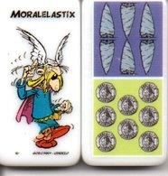 Moralelastix - Domino Astérix -  Figurine BD Jeu - Jeux De Société