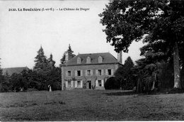 La Boixière (35) - Le Château De Dioger - Autres Communes