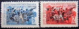 VIET-NAM Du NORD                  N° 437/438                        NEUF** - Viêt-Nam